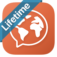 35% OFF Mondly Lifetime Membership - Learn 41 Languages